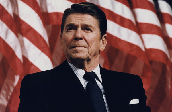 Ronald Reagan 40th President, United States
