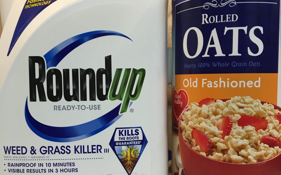 OAT PRODUCTS AND ROUNDUP