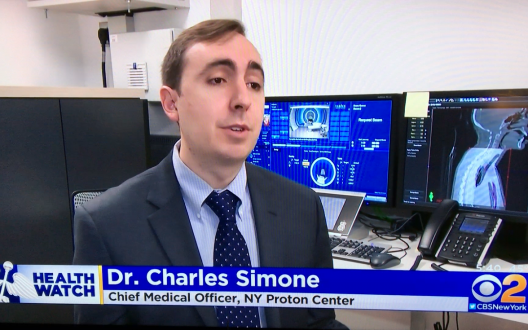 CHARLES B SIMONE II, MD, MEDICAL DIRECTOR NEW YORK PROTON CENTER