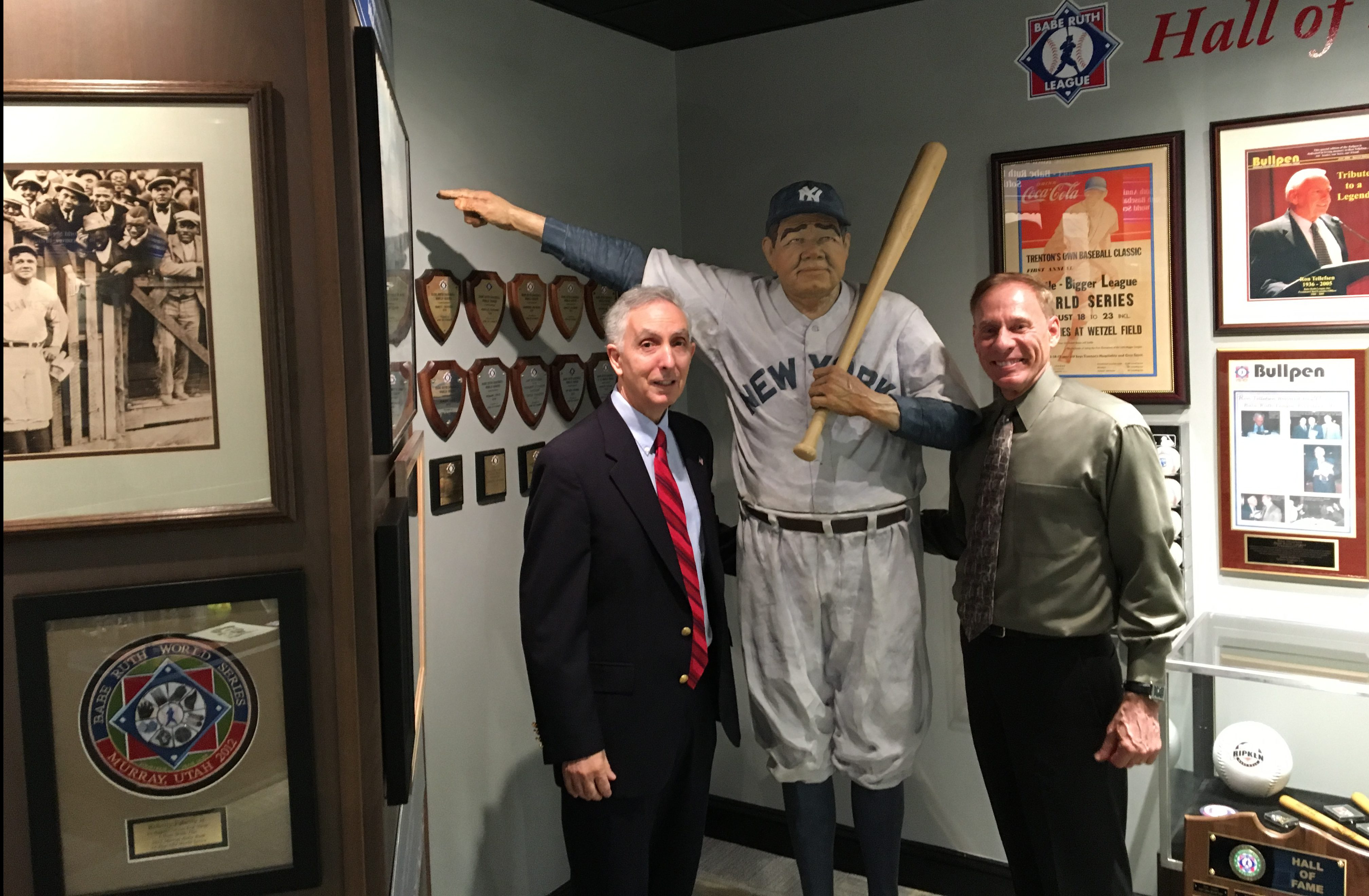 Babe Ruth League, Steven TellefsenPresident/CEO