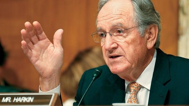Tom Harkin, US Senator
