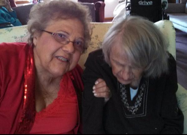 Virtually Unresponsive in a Nursing Home