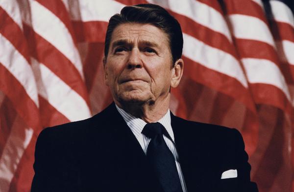 Ronald Reagan 40th President, United States