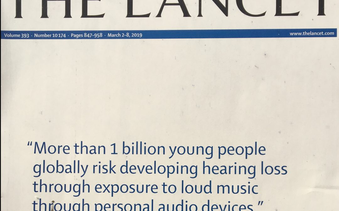 HEARING LOSS FROM PERSONAL AUDIO DEVICES