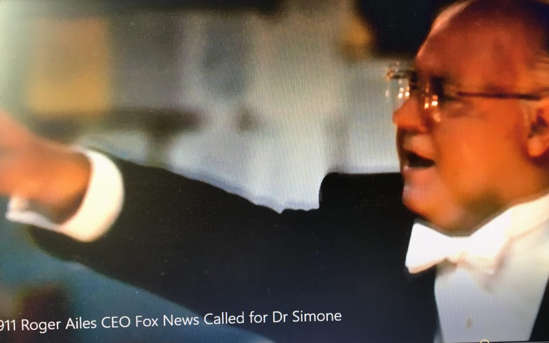 ROGER AILES FOX NEWS CALLED FOR DR SIMONE DURING 911