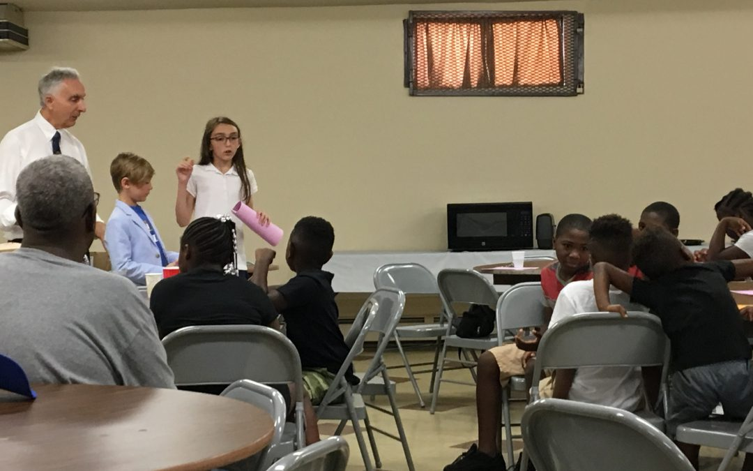 SIMONE HEALTHY START PREVENTION PROGRAM, CHILDRENCAN ASSIST TEACHING